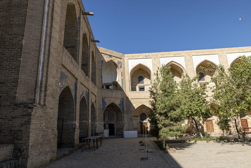 Madrasa di Kulkedash  - Mukhara