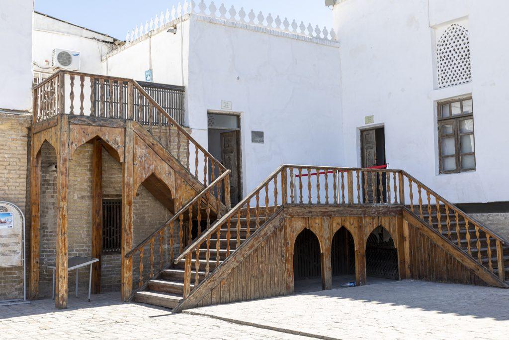 Cittadella Ark Bukhara