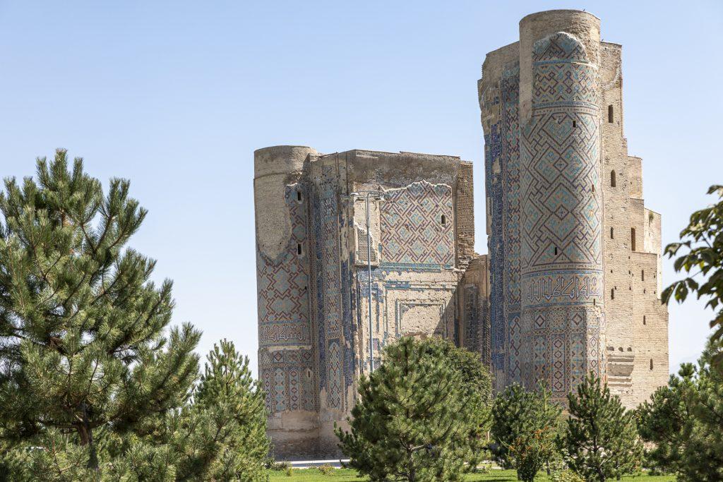Palazzo Ak-Saray -  Shakhrisabz - Uzbekistan