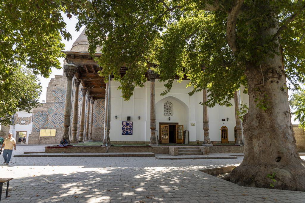Moschea Kok-Gumbaz e Dorut Tilyovat