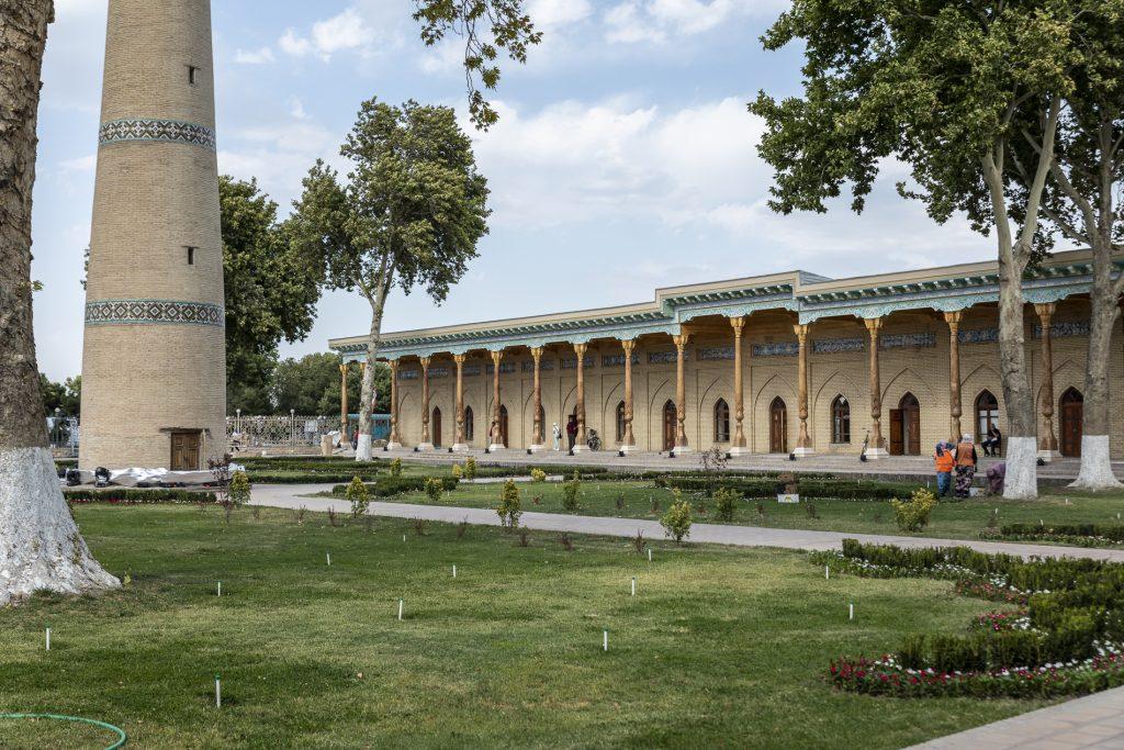 Moschea del venerdì - Kokand - Uzbekistan