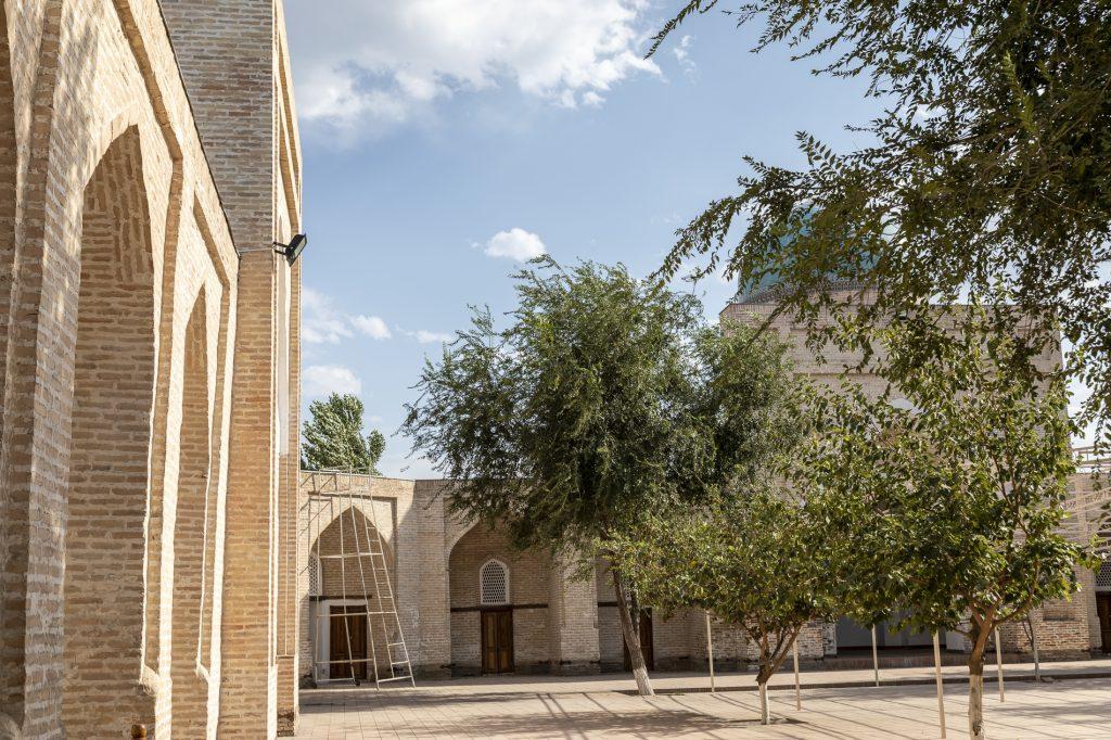 Madrassa Nurbutaboy kokand - uzbekistan