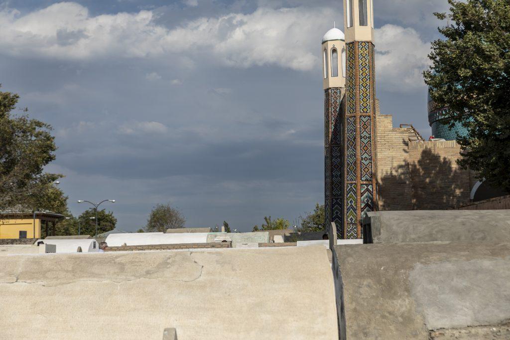 Mausoleo di Modarikhan - kokand - Uzbekistan