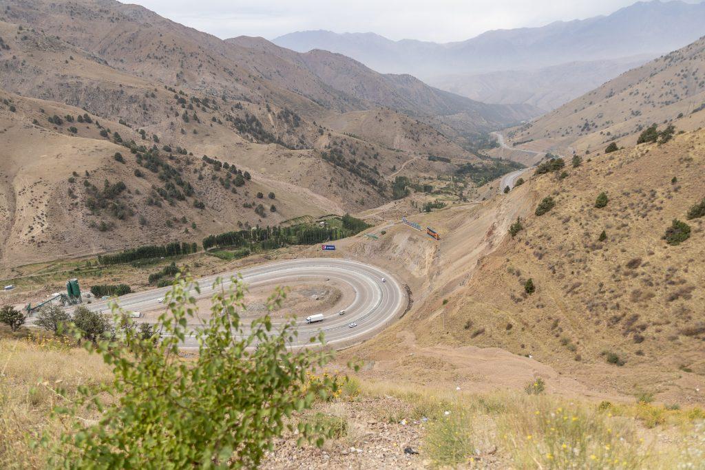Passo Kamchik  - Uzbekistan