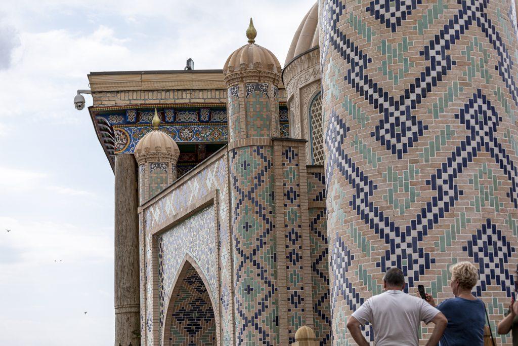 Mausoleo di Islam Karimov