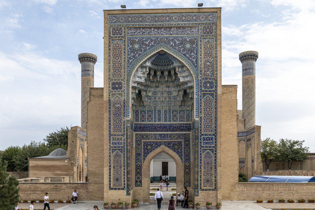 Mausoleo Gur-e-Amir