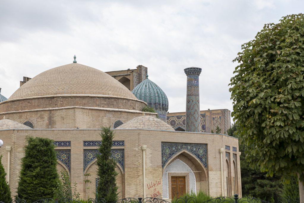 Chorsu vecchio bazar
