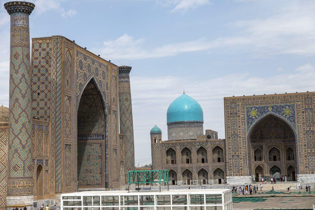 Piazza Registan